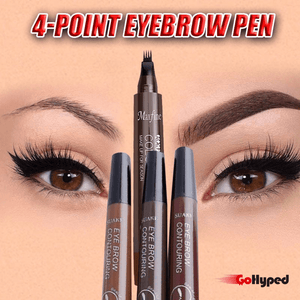 4 POINTS EYEBROW PEN (BUY 1 GET 1 FREE)