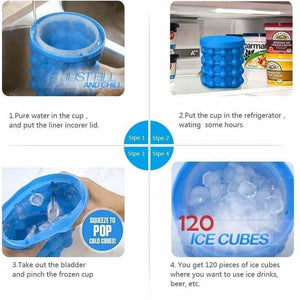 Magic Ice Cube Maker