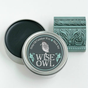 Wise Owl H-- Oil Furniture Wax
