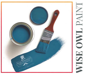 Wise Owl Chalk Synthesis Paint Quart