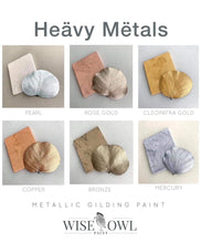 Load image into Gallery viewer, Heavy Metals Metallic Paint