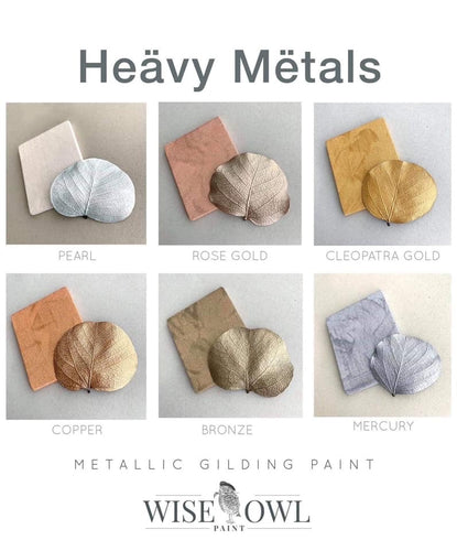 Heavy Metals Metallic Paint