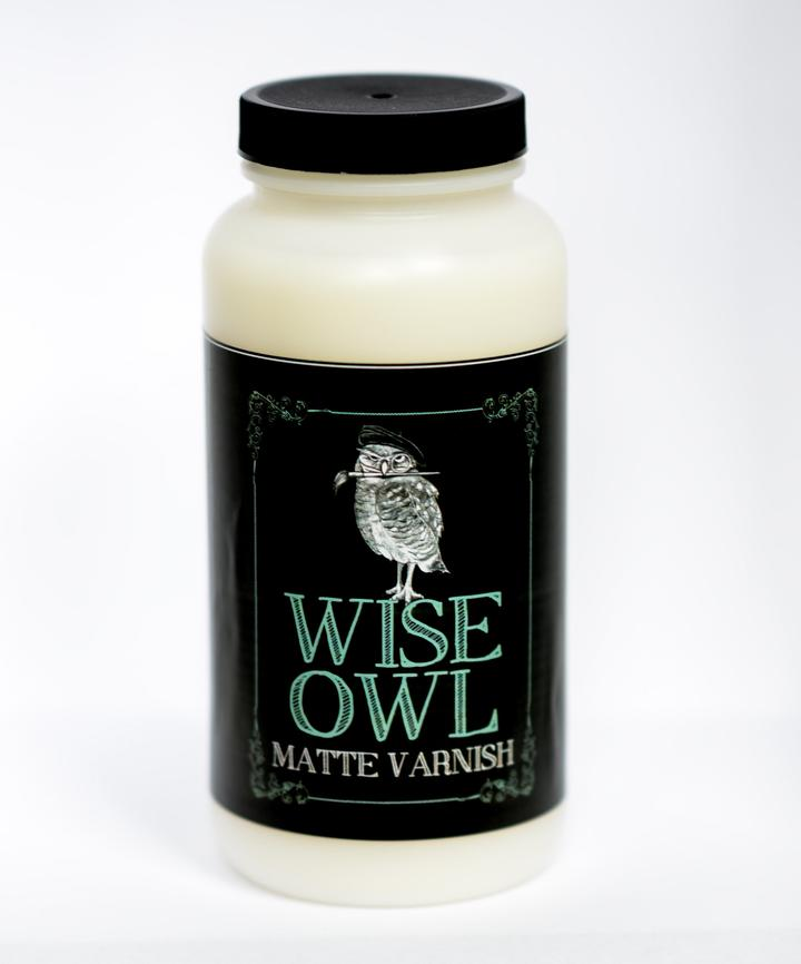 Wise Owl Varnish