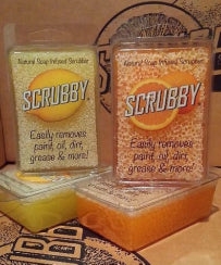 Scrubby Soap Brush & Hand Cleaner