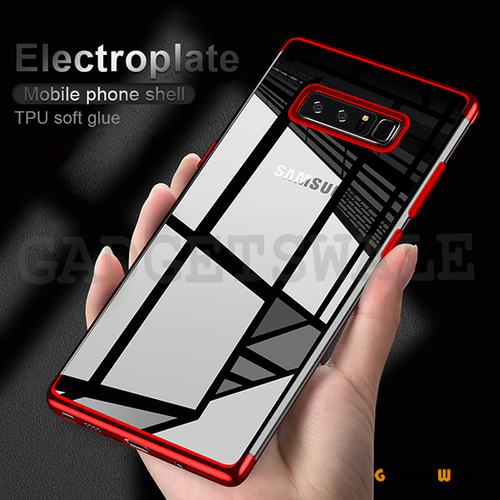 Samsung Galaxy S10/ S10 Plus High-end Fashion Transparent Case