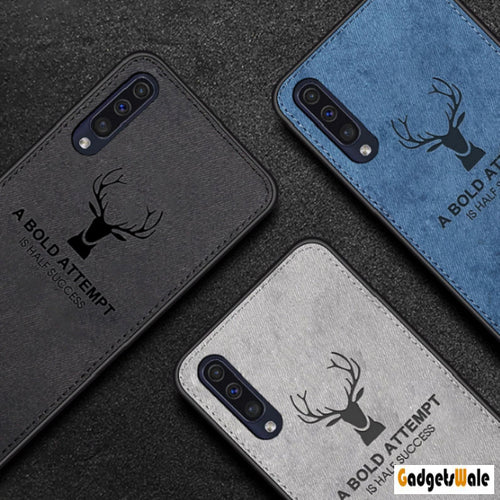 Deer Pattern Inspirational Soft Protective Case  Anti Fingerprint All Models