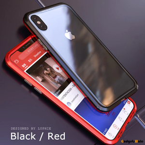 iPhone X, Xs or Xs Max Luxury Double Glass 2nd Edition Magnetic Glass
