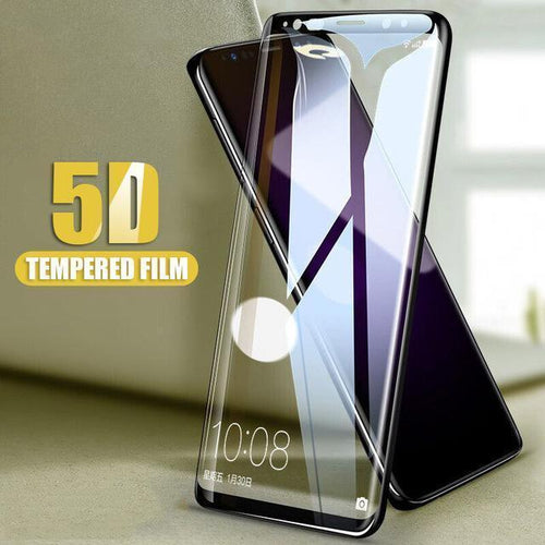 Galaxy Note 9 5D Tempered Glass Screen Protector