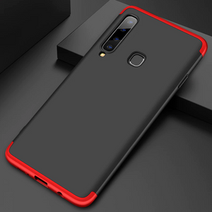 Galaxy A9 2018 GKK 360 Full Body Protection Matte Case
