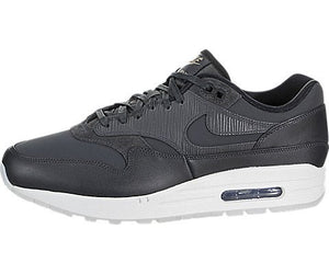 Nike Air Max 1 Premium Women's Sneakers Anthracite/Anthracite-Black 454746-016