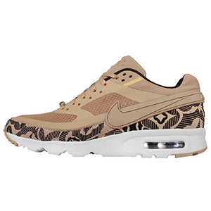 Nike Women's Air Max BW Ultra LOTC QS Limited Edition London (8.5, Linen/Black)