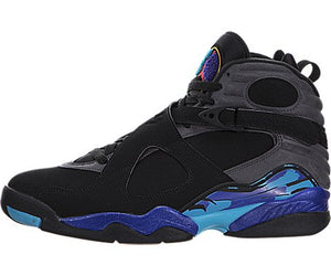 "Air Jordan 8 Retro Limited Edition  ""Aqua"" - 305381 025"