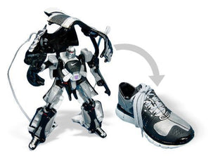 Transformers Nike Crossover Miniature Toy Shoe Limited Edition - Megatron