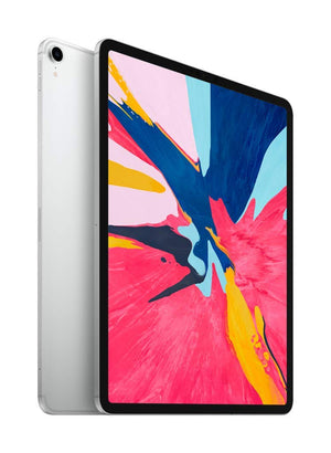 Apple iPad Pro (12.9-inch, Wi-Fi + Cellular, 1TB) - Silver (Latest Model)