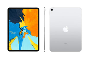 Apple iPad Pro (11-inch, Wi-Fi, 256GB) - Silver (Latest Model)