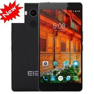 "Original 5.5"" Elephone P9000 Smart Mobile Phone Android 6.0 cellphone MTK6755 Octa Core 4GB RAM 32GB ROM Fingerprint ID 13.0MP - BLACK"
