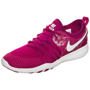 Nike Women's WMNS Free Tr 7 Trainers, Red (Sport Fuchsia/White),