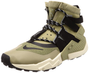 Nike Air Huarache Gripp Men's Shoes Neutral Olive/Black ao1730-200
