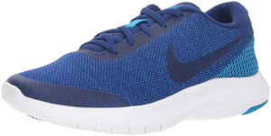 Nike Men's Flex Experience Run 7 Shoe, deep Royal Blue Hero-White