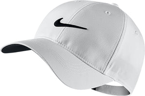 Nike Golf Unisex Legacy91 Hat,White/Black,One Size