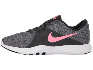 Nike Women's Flex Trainer 8 Cross (Anthracite/Sunset Pulse/Black)