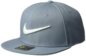 Nike Unisex Pro Cap Swoosh Classic, Armory Blue/Pine Green/White, Misc