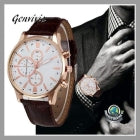 Men's Fashion Alloy Quartz Wrist Watch