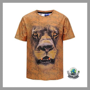 Mens Short Sleeve T-Shirt (AC) - XL - T-Shirts