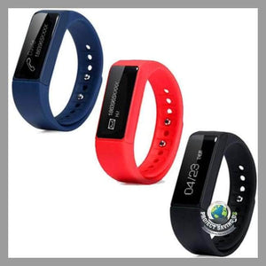 Men Women Bluetooth Smart Fitness Watch (PD) - Watches