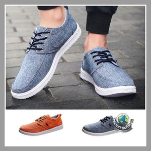 Mens Lace-up Casual Comfortable Shoes (PD) - Shoes