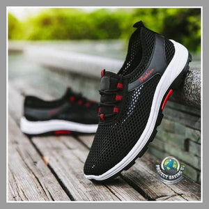 Men Women Casual Sneakers Running Breathable Shoes (FD) - Shoes