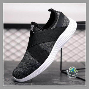 Mens Breathable Casual Running Shoes (AC) - Shoes