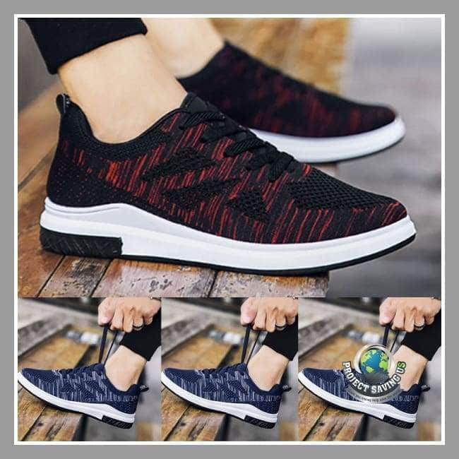 Mens Light Breathable Casual Running Shoes (CC) - Shoes