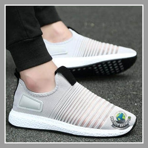 Mens Casual TBreathable Sport Shoes (TT) - Shoes