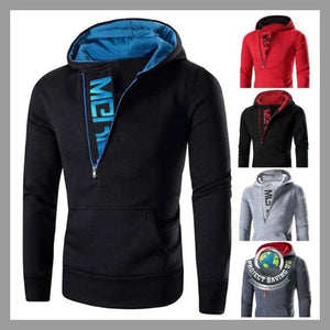 Mens Long Sleeve Hooded Jacket (USO) - Jackets