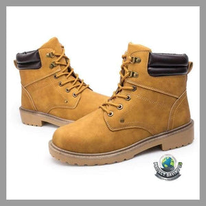 Mens Casual Work Boots/Shoes (CC) - Shoes