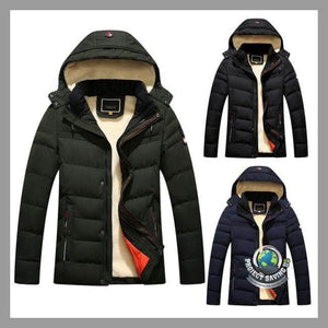 Mens Winter Jacket (WW) - Jackets