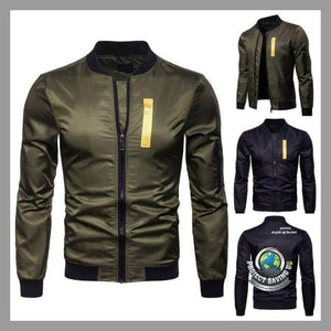 Men Women Autumn Winter Long Sleeve Jacket (WA) - Jackets
