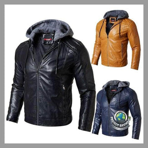 Mens Winter Jacket (FS) - Jackets