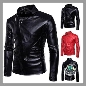 Mens Autumn Winter Long Sleeved Jacket (AC) - Jackets