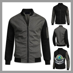 Men Women Autumn Winter Long Sleeve Jacket (CC) - Jackets