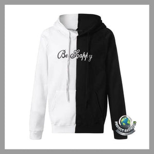 Men Women Long Sleeve Hooded Sweatshirt (WA) - Hoodies