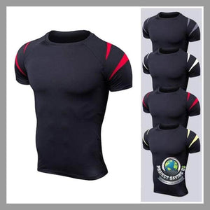 Mens Fitness T-Shirt (FH) - T-Shirts