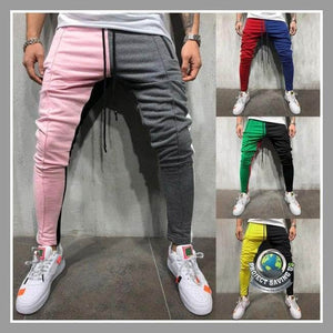 Mens Casual Loose Pants (PD) - Pants