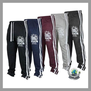 Mens Fitness Casual Loose Sweatpants Pants (TT) - Pants