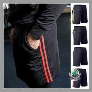 Mens Fitness Shorts (PD) - Shorts
