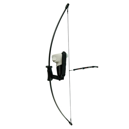 VRcher - Bow Accessory for VR Hunting, Archery, and Bow and Arrow Games - Rift S and Oculus Quest 2