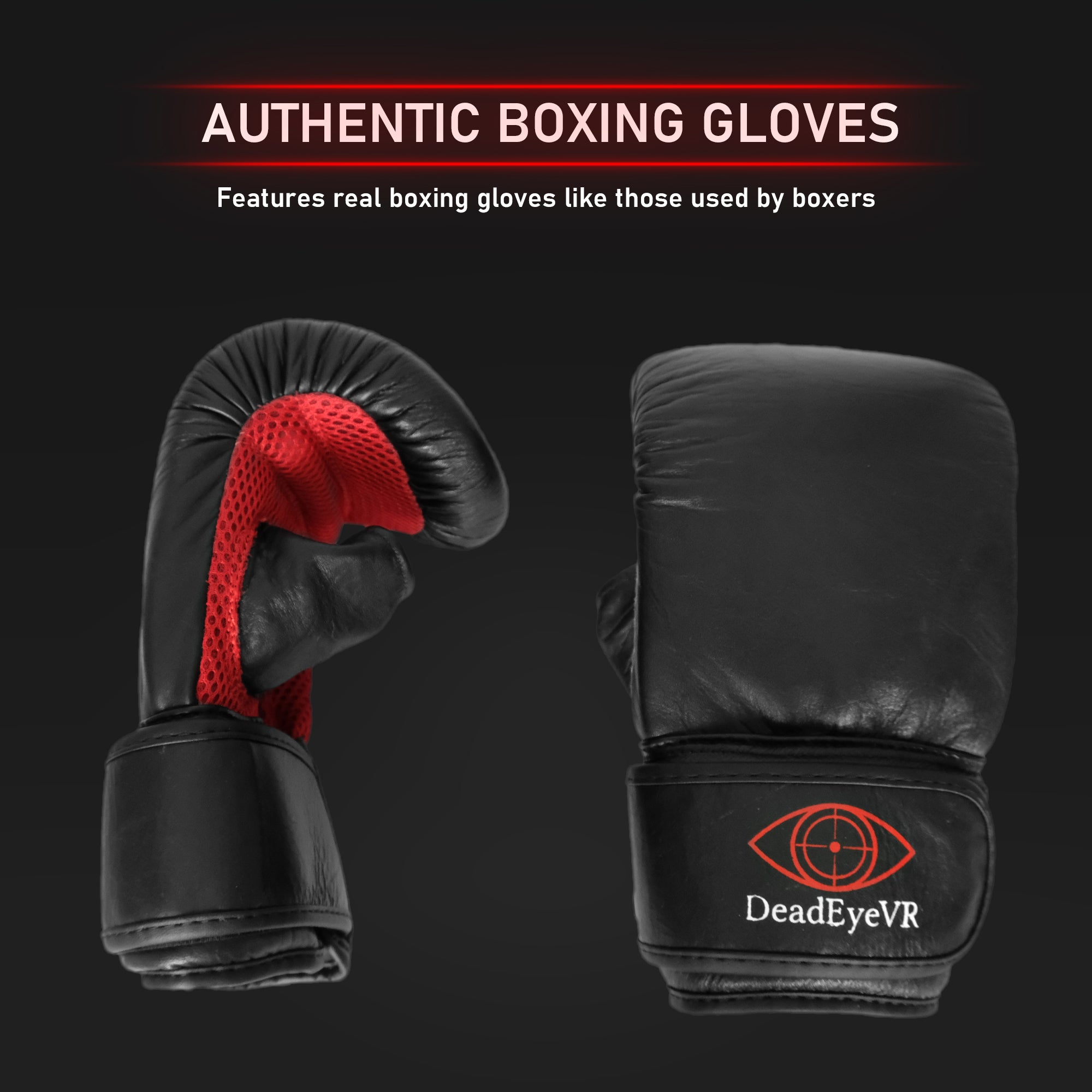 Ultimate Boxing Gloves - Boxing Mitts for Oculus Quest, Quest 2, Rift S, and Valve Index