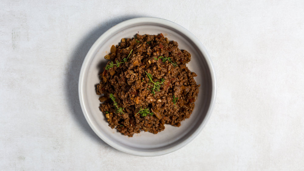 Spiced Turkey Mince - $4.99 per serve