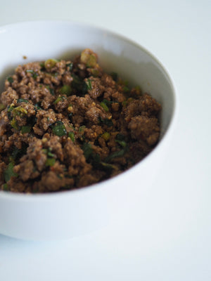 Ginger Beef Mince